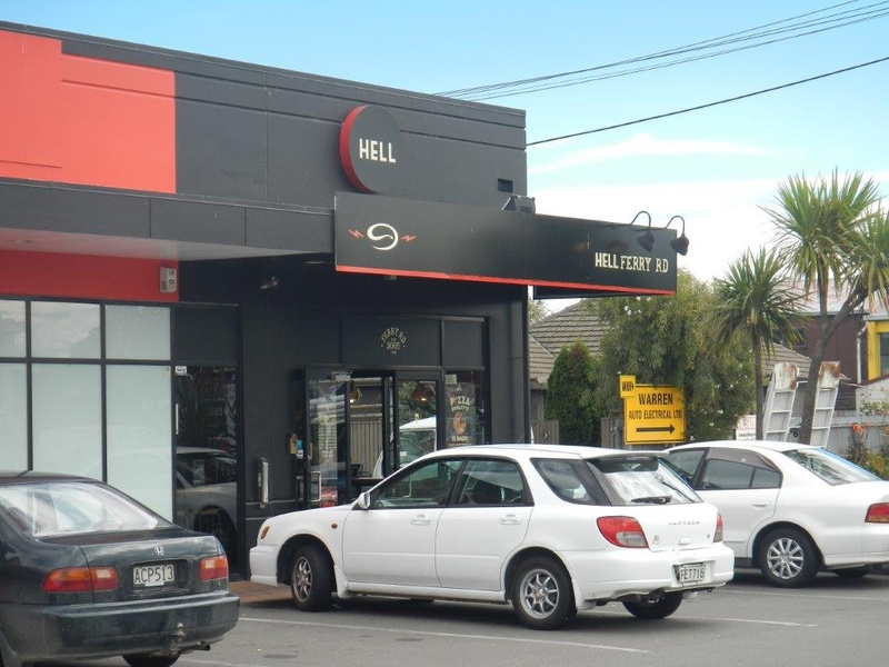 Hell Pizza Ferry Road | Find Christchurch NZ
