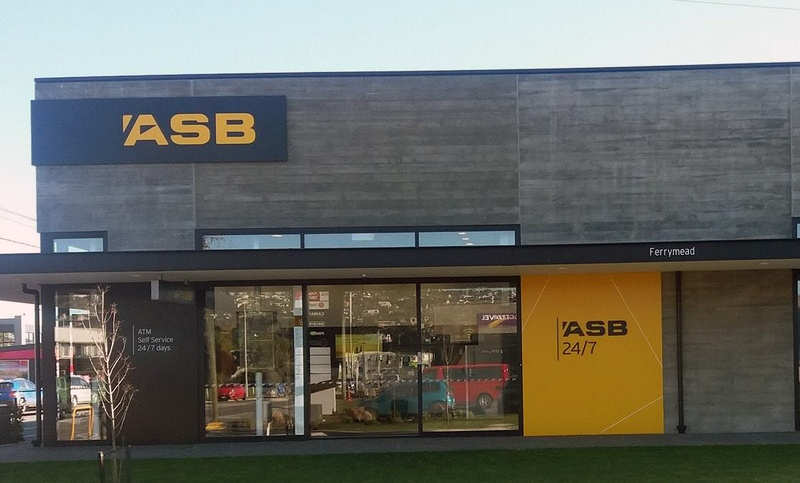 ASB Branch & ATM, Ferrymead | Find Christchurch NZ